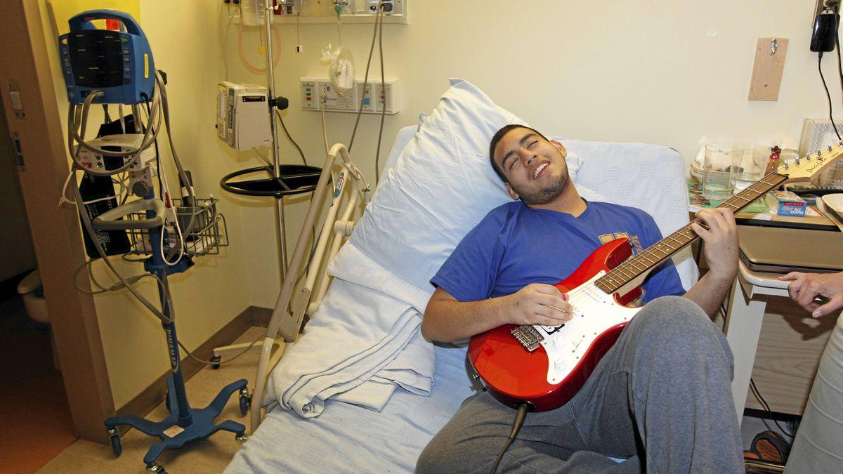 Alvaro Juarez-Vado, 15, in Vancouver, July 27, 2011.