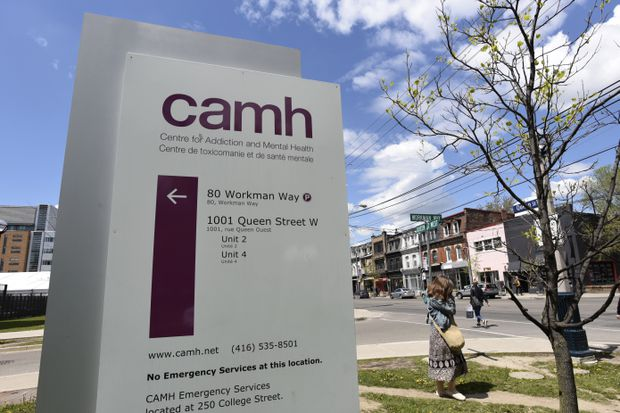 Number of patients who abscond from CAMH, other Canadian facilities varies year-by-year, data shows