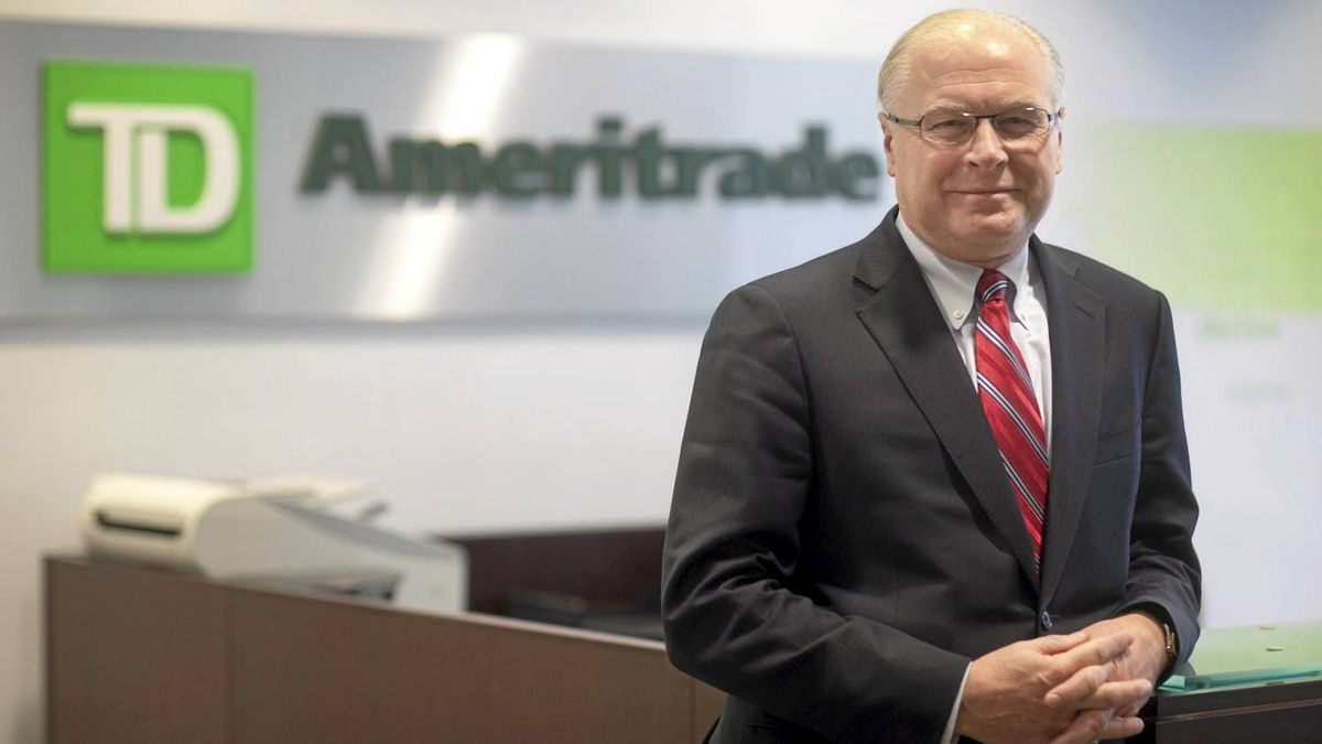 Fred Tom Tomczyk, CEO of TD Ameritrade