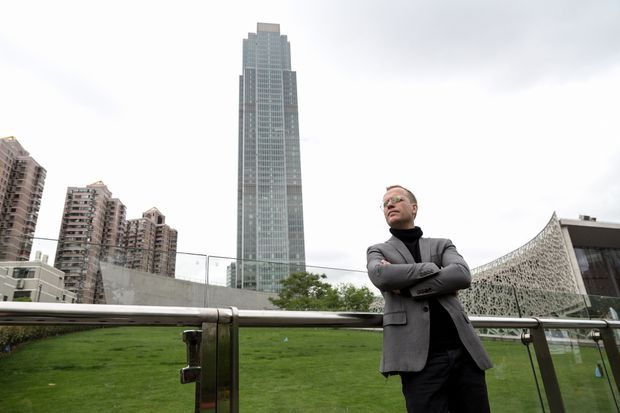 Canadian architect living in China hailed as 'guiding light' in the pursuit of healthier buildings