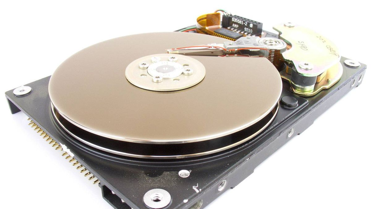 One huge bottleneck is moving the data from where it's stored on a hard disk into the computer's memory, where computations happen.