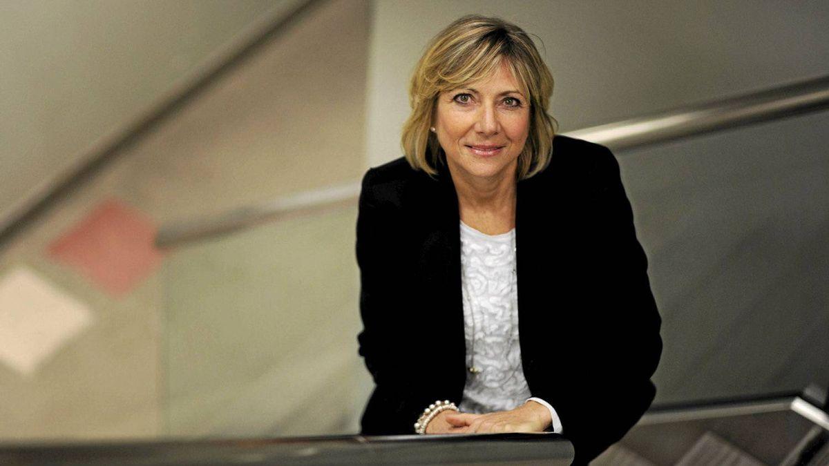 Linda Fitzgerald, president of NCR Canada Ltd., seen here in Toronto Dec 13 2011.