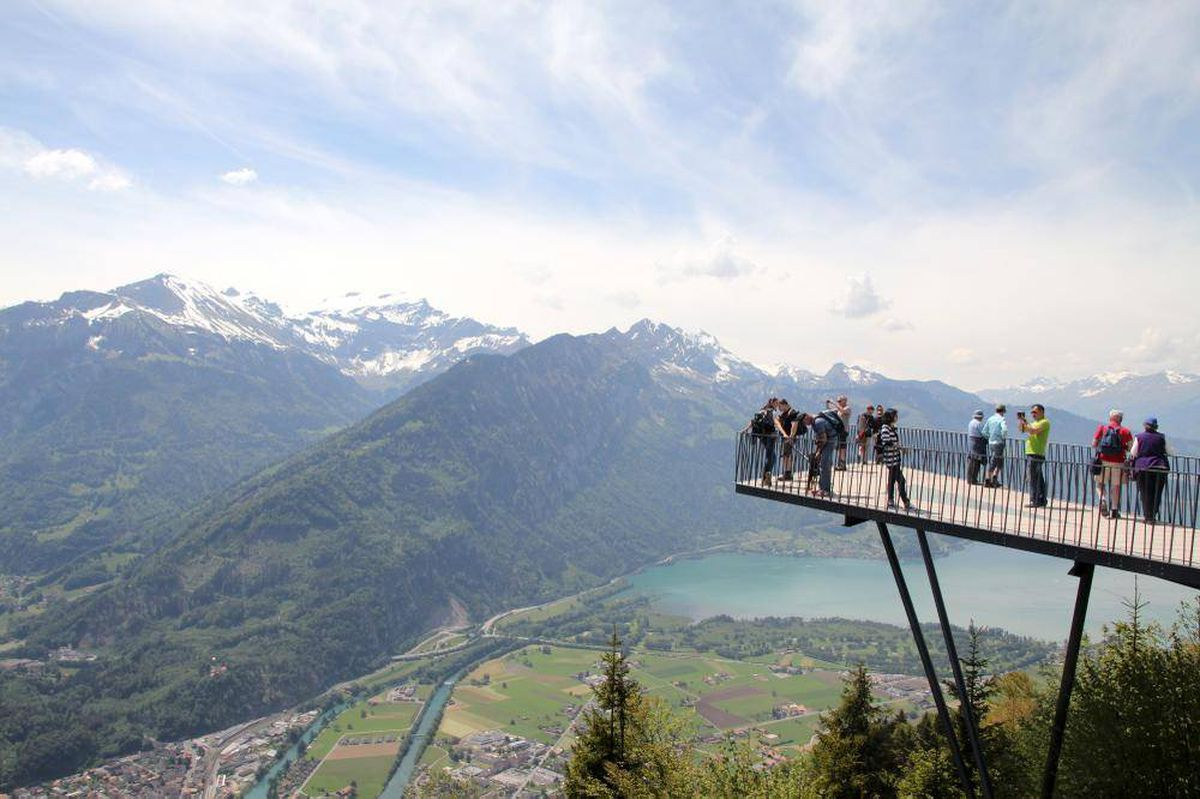 The best 5 hikes in switzerland to work off all that cheese and open this photo in gallery sciox Image collections