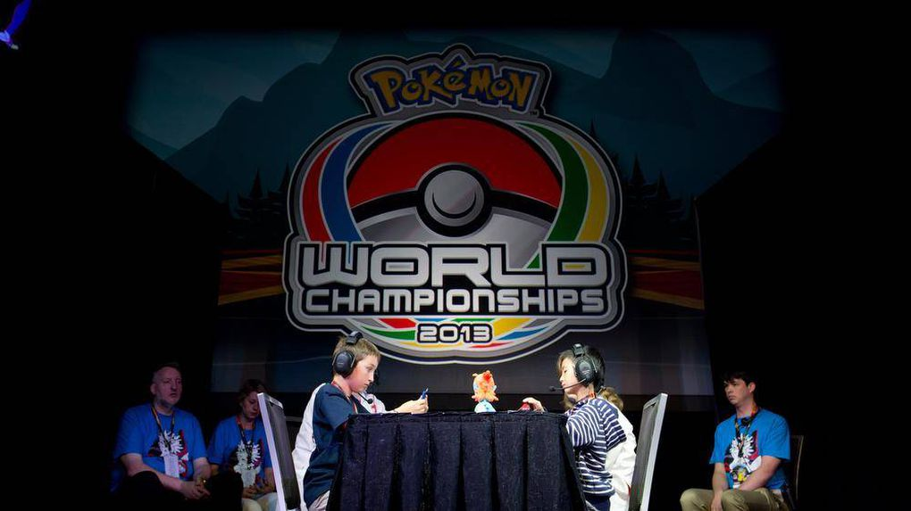 In Pictures: 2013 Pokémon World Championships in Vancouver