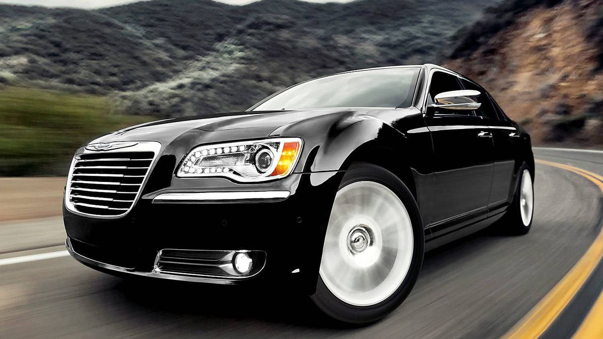 Chrysler 300 ($32,995): This rear-wheel-drive sedan has bold looks and the performance of a premium car, though the Chrysler brand is not really very strong when pitted against the best brands out there.