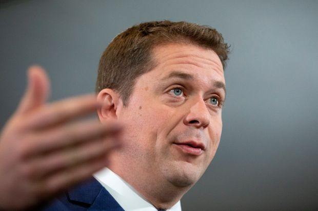 Scheer won't say if Conservatives hired Kinsella firm to 'seek and destroy' Bernier's People's Party