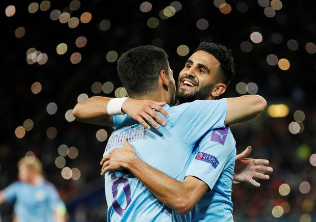 PSG, Man City shine in Champions League openers while other big-name European teams struggle