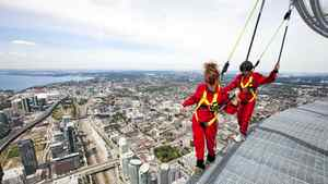 MasterCard's Priceless Cities promotion offers high-value cardholders VIP access to activities such as the CN Tower EdgeWalk.
