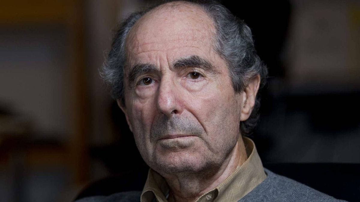 Philip Roth in his apartment in Manhattan on Oct. 5, 2010.