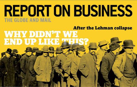 What we learned from the Lehman collapse