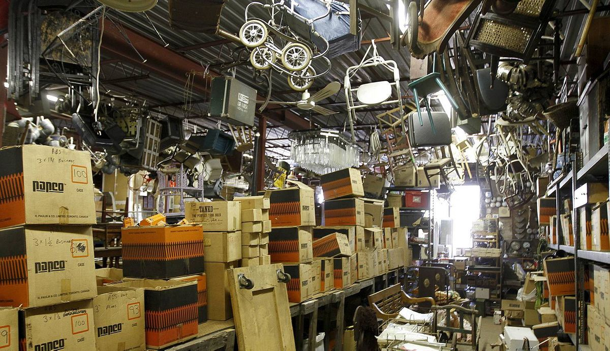 Interior view of the store Addison Inc. on Wabash Ave., Toronto 19, 2012, Photo by: Fernando Morales/The Globe and Mail