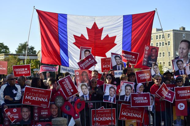 Canada called an election – and you'll never guess what happened next