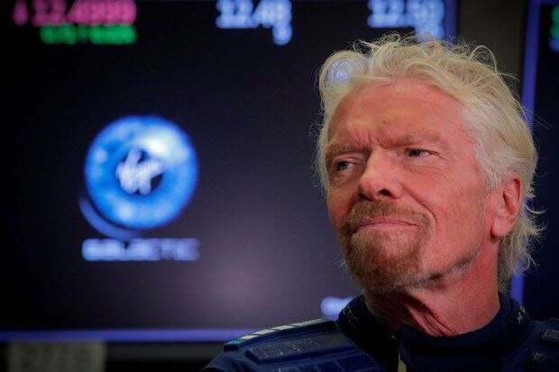 Branson's Virgin Galactic posts quarterly loss of $73 million
