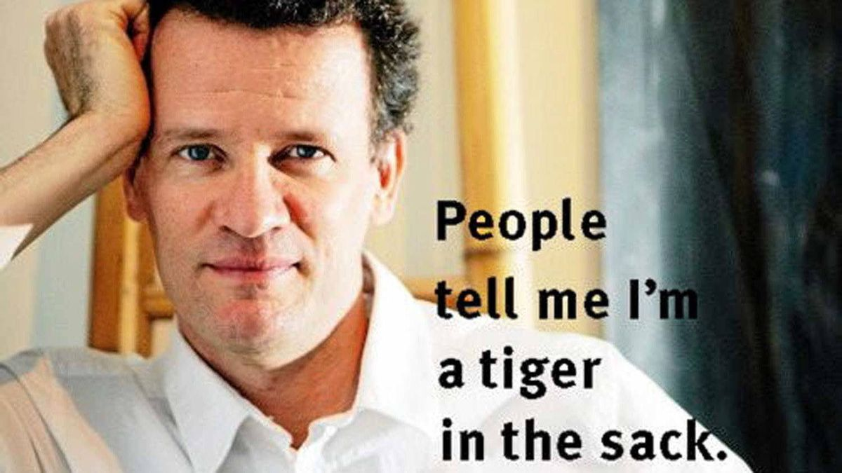 """Yann Martel, author of """"Life of Pi,"""" is included on the CanLit is Sexy blog."""
