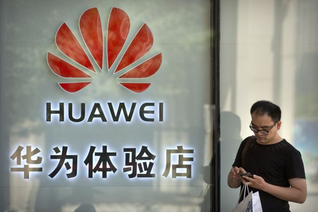 U.S. to issue licenses for supply of non-sensitive goods to Huawei