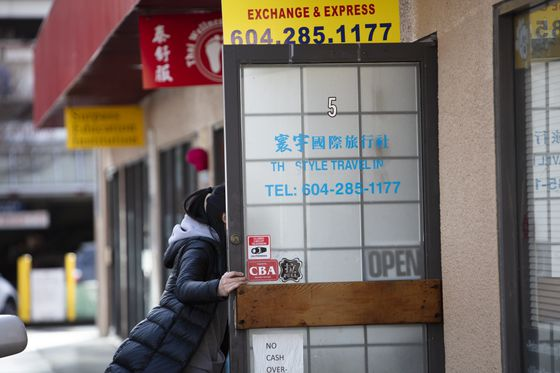 8a45bf19cd B.C. civil forfeiture office suing target of massive money-laundering  investigation - The Globe and Mail