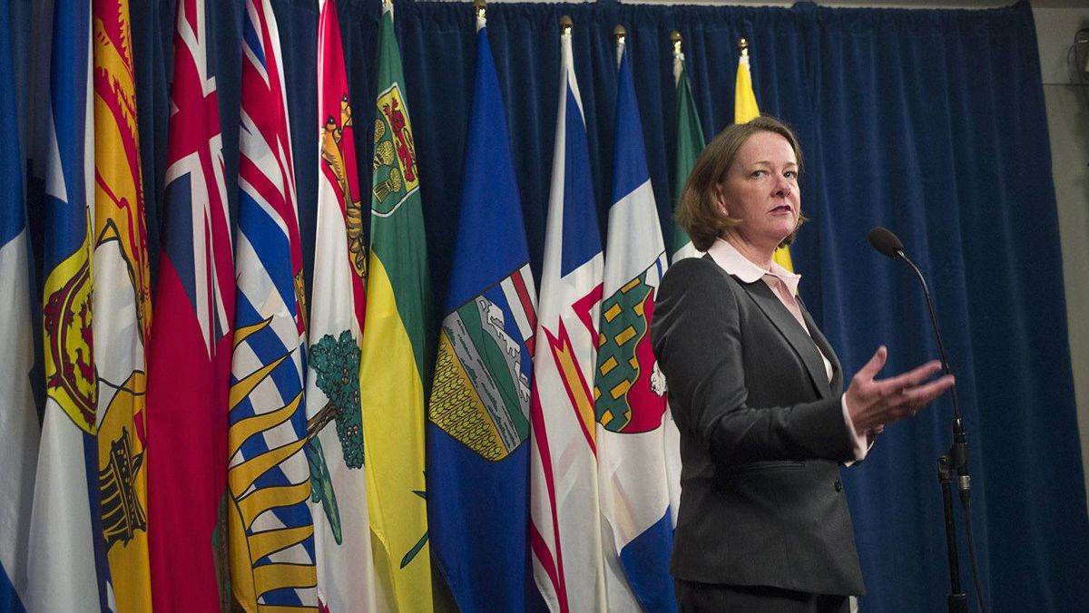Alberta Premier Alison Redford acknowledges that Ottawa's proposed health transfer is an advantage to the province, but says she will work with the other provinces to 'fully explore' its consequences.