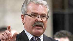 Federal Agriculture Minister Gerry Ritz