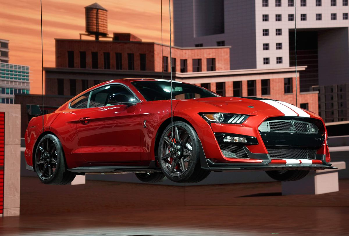My Ford Benefits >> Ford's new 2020 Mustang Shelby GT500 is a monster - The Globe and Mail