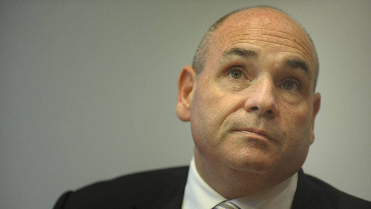 George Smitherman is the first former or current senior government official to acknowledge responsibility for the scandal swirling around Ornge.