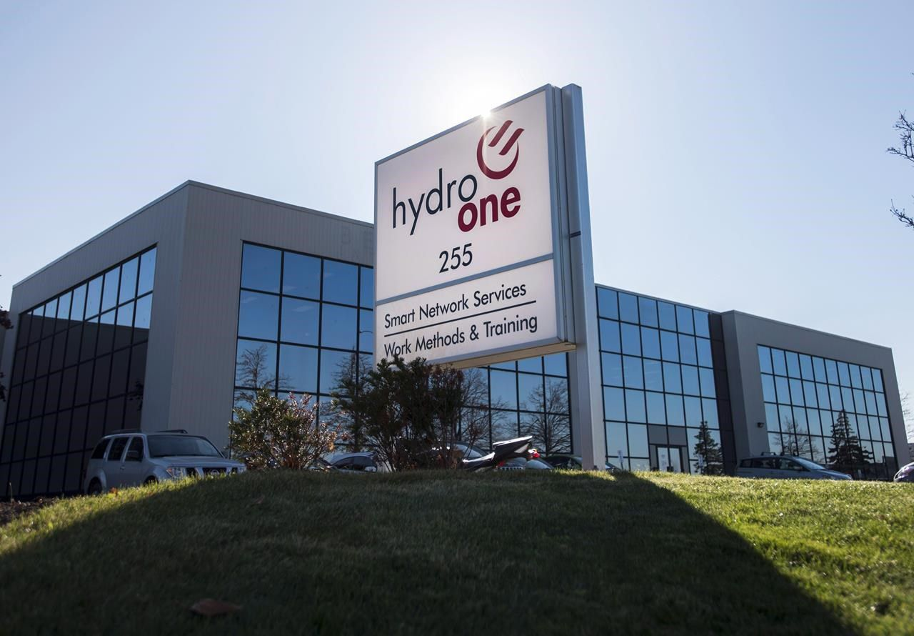 Hydro One names Tim Hodgson as new chairman starting