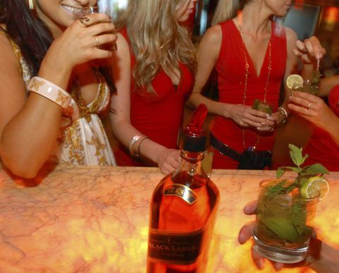 Overspending at bars and restaurants? Beware the financial hangover