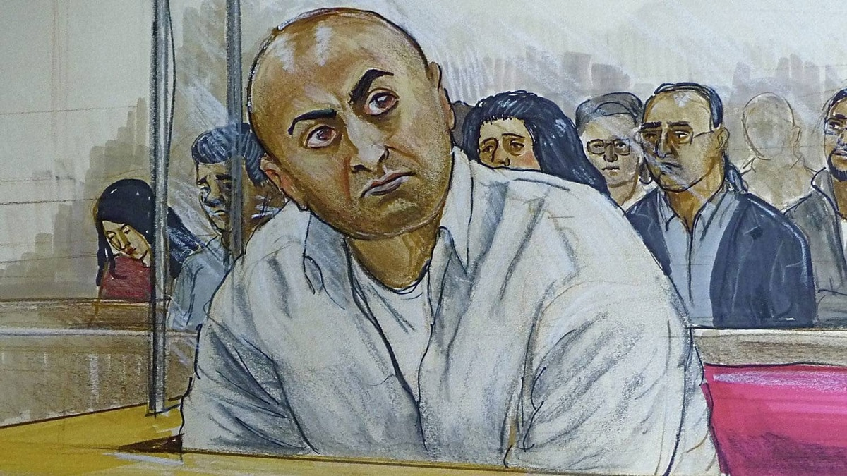 The second-degree murder trial of Mukhtiar Panghali shown here continues in B.C. Supreme Court.