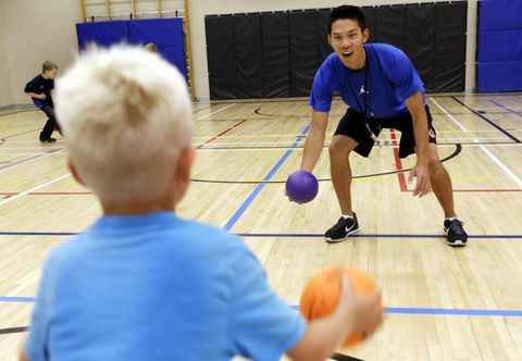 How to build a better athlete – starting in kindergarten