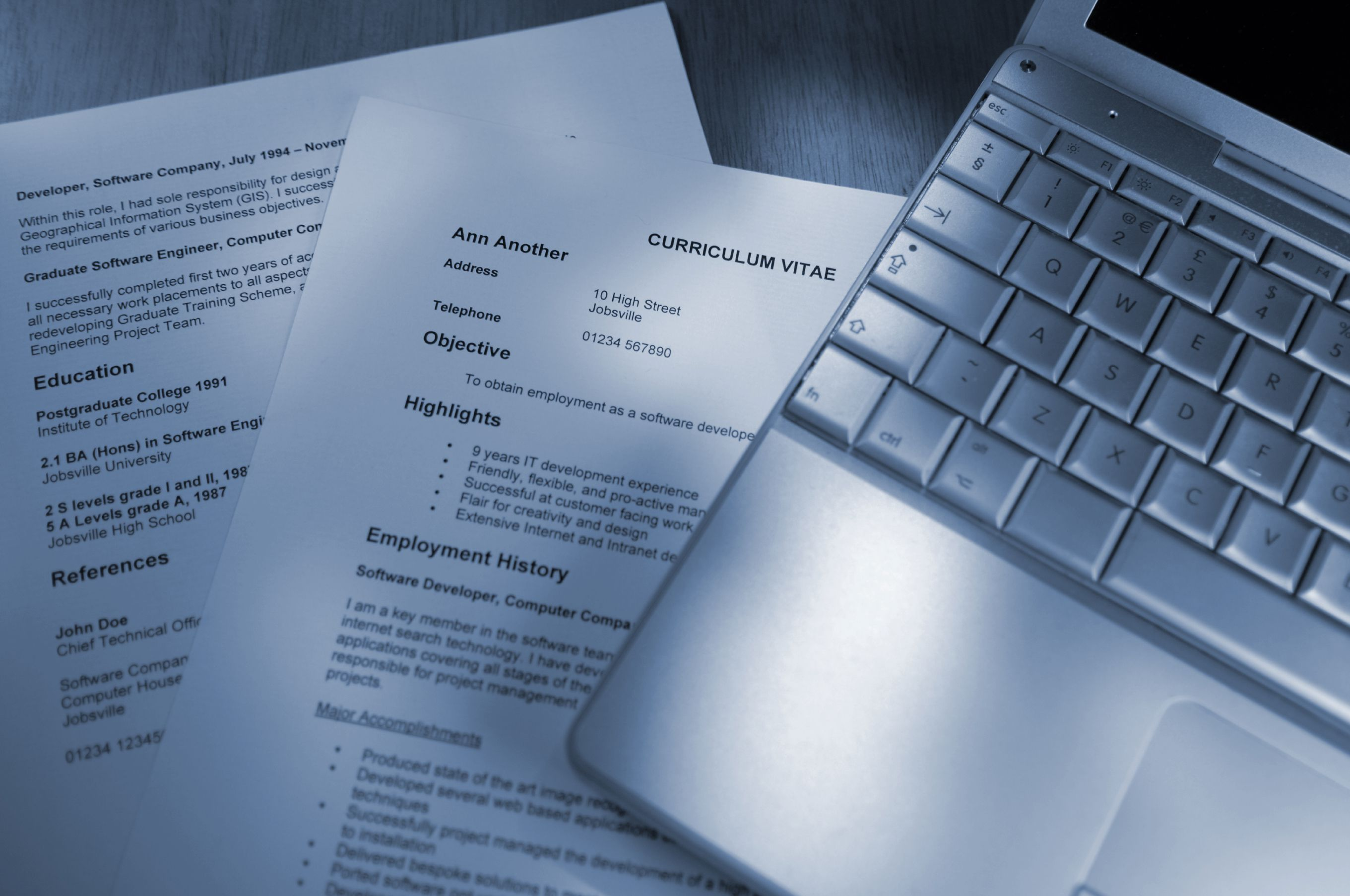 Three tips for improving your cover letter and résumé - The Globe ...