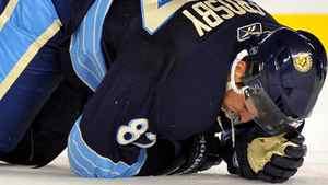Sidney Crosby. Brian Babineau/NHLI via Getty Images