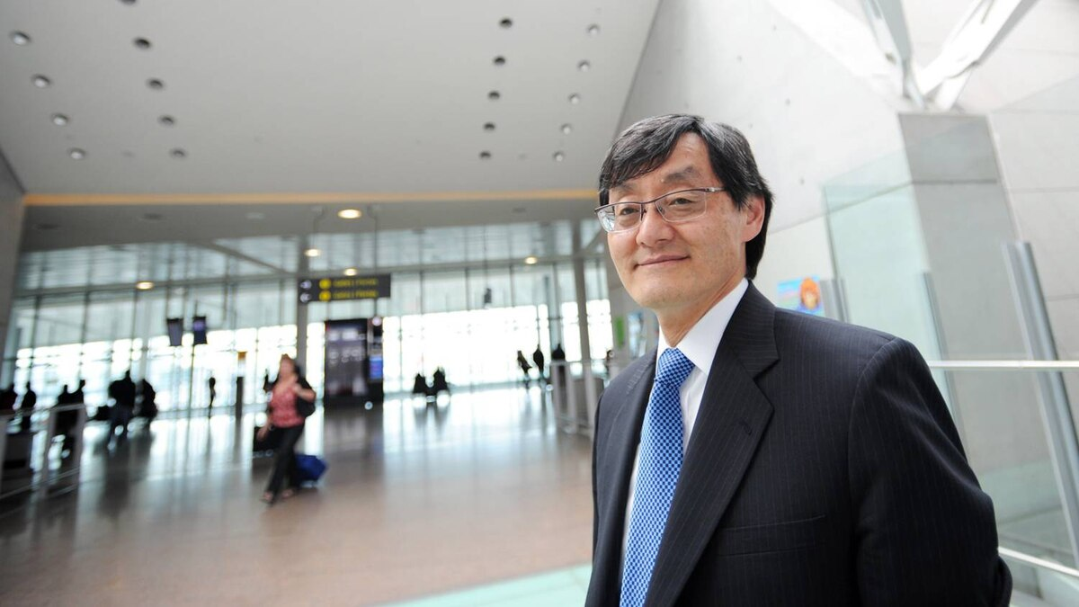 Howard Eng is the Greater Toronto Airports Authority's new chief executive officer.