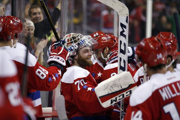 Braden Holtby The Interesting And Exceptional Mind Behind The Mask
