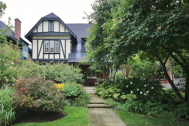 Home of the Week: Century-old Ottawa home is steeped in political history