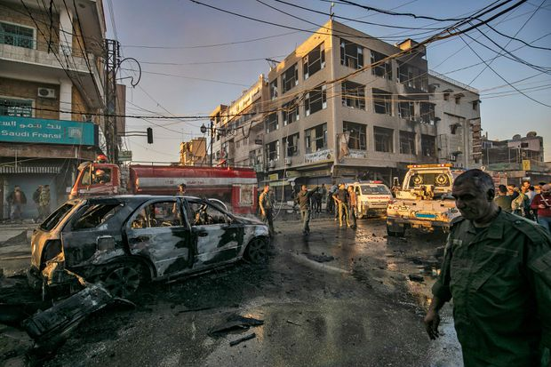 Syria.  cover image