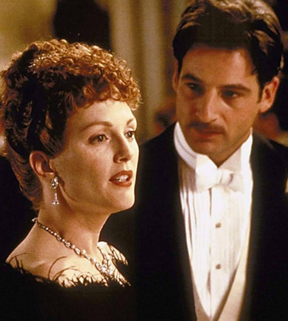 MOVIE An Ideal Husband Vision, midnight ET; 9 p.m. PT Based on the play by Oscar Wilde, this frothy drama was the closing film at the 1999 Cannes Film Festival, after which it went into limited theatrical release. Set in turn-of-the-century London, it stars Jeremy Northam as Sir Robert Chiltern, a respected member of Parliament with a loving and supportive wife (Cate Blanchett) and a spotless reputation. Enter the devious Mrs. Chevely (Julianne Moore), who threatens to reveal a dark secret from Sir Robert's past that could derail his privileged existence. Mrs. Chevely will destroy the evidence of his misdeed, but only if he supports a controversial government bill. With his political career and marriage at stake, Sir Robert calls in his wily friend Lord Goring (Rupert Everett).