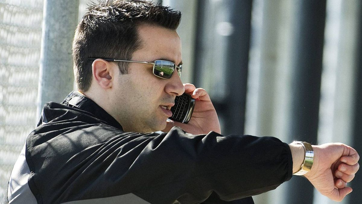 Toronto Blue Jays general manager Alex Anthopoulos will soon begin the process of trying to improve his pitching staff. THE CANADIAN PRESS/Nathan Denette