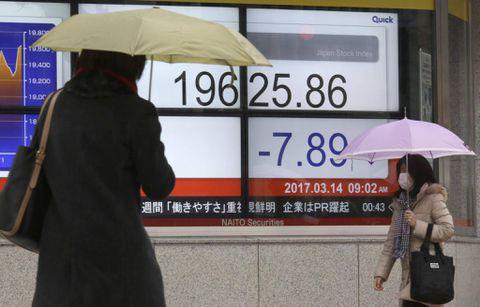 Premarket: Stocks drop before Fed as pound slumps on Brexit