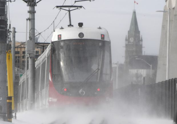 City of Ottawa awarded $1.6-billion light-rail contract to SNC-Lavalin after officials said bid should be rejected