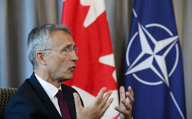NATO secretary-general cautions on security threats to 5G network