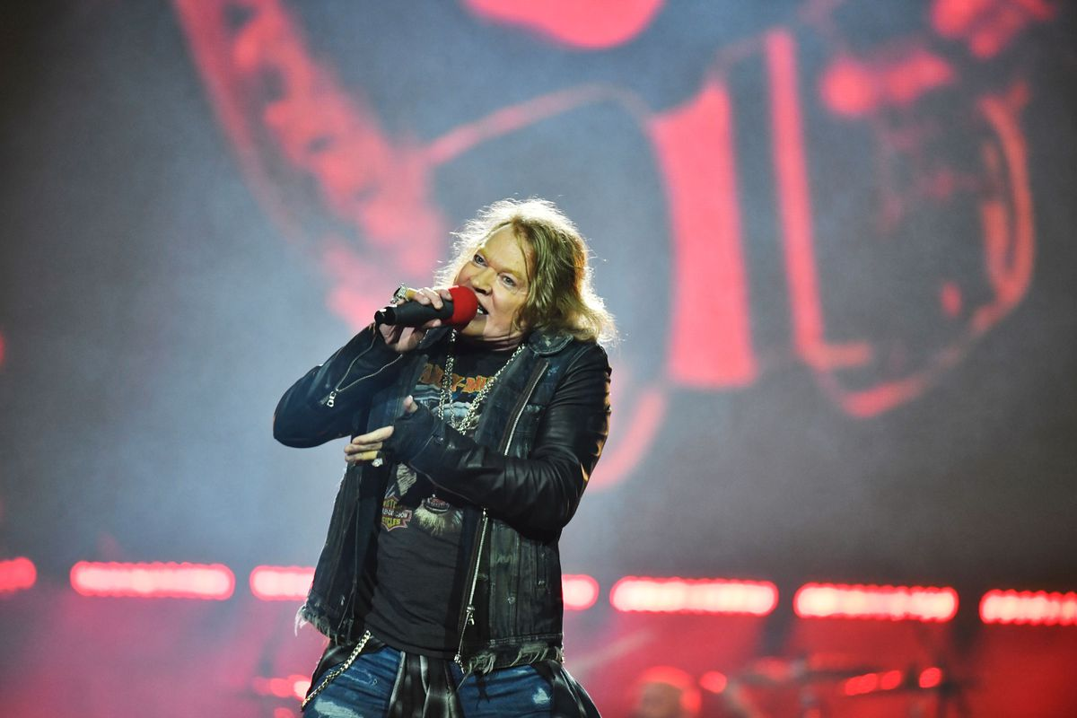Hearts can change: The fragile redemption of Axl Rose - The