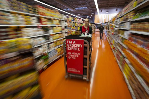 Loblaw plans to 'blanket' Canada with e-commerce options by
