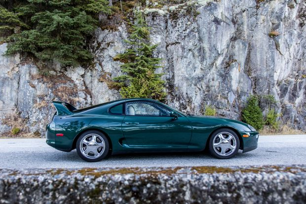 Original Toyota Supra still adored by motorists, gamers and movie-goers