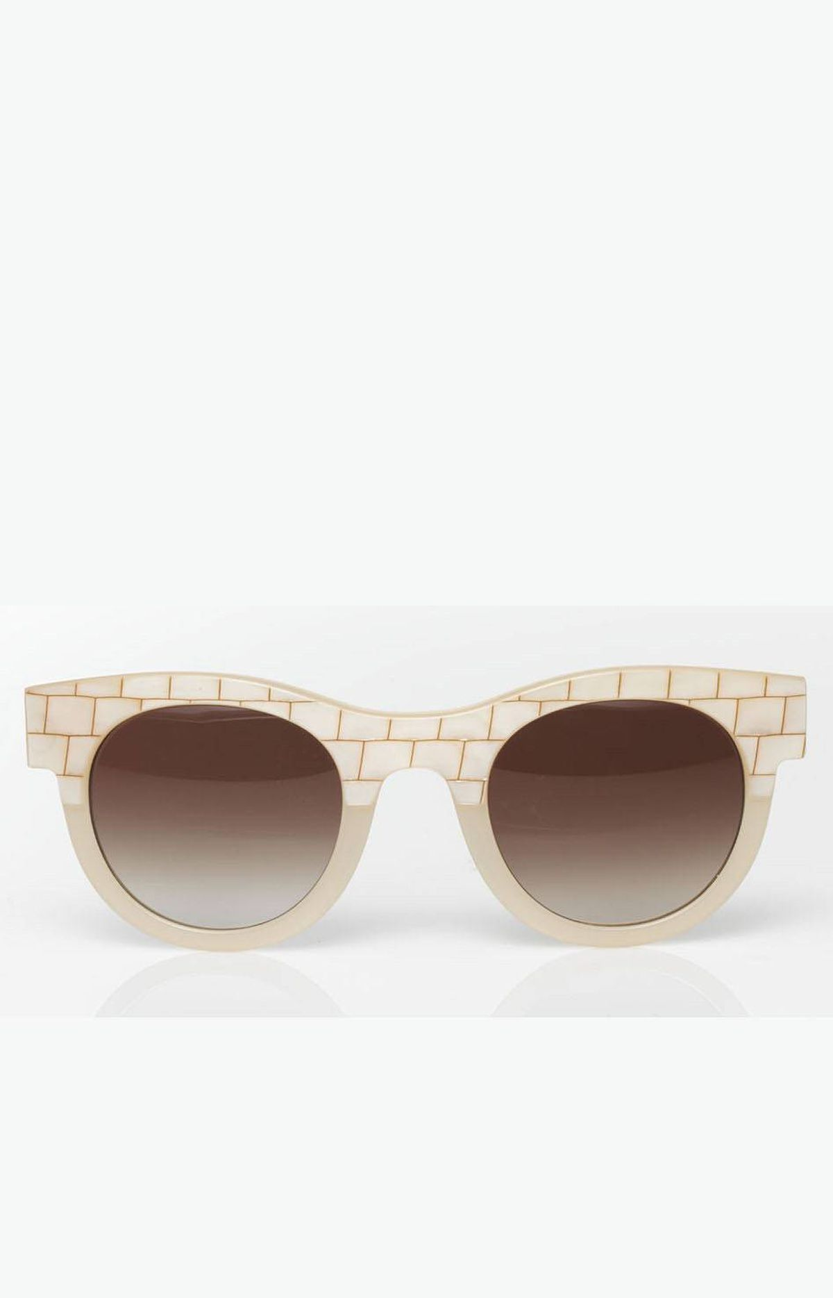 Handmade Adultery sunglasses by Thierry Lasry, $396 at Spectacle (www.spectaclelovesyou.blogspot.com).
