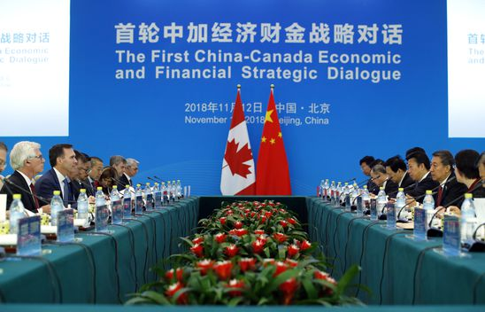 Globe editorial: How Donald Trump gave Canada a Chinese gift