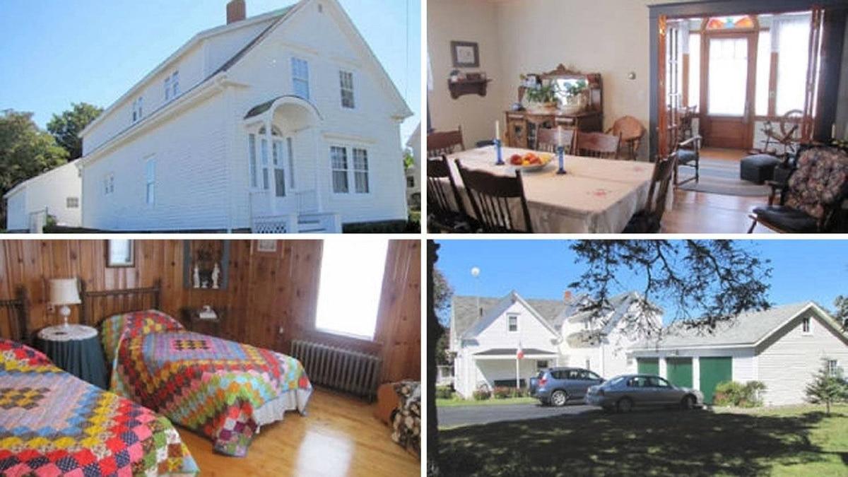 Buying a 100 year old house - Meteghan 8190 Route 1 Meteghan Ns B0w 2j0 Asking Price 195 000