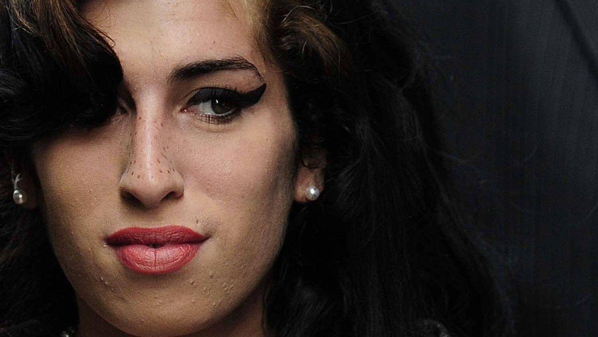 British singer Amy Winehouse in 2009.