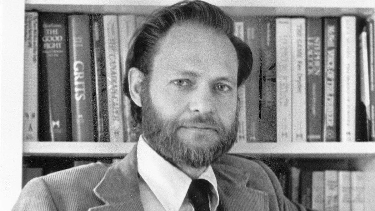 Douglas Gibson in 1986