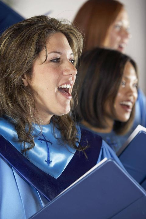 Want to lift your spirits? Join a choir