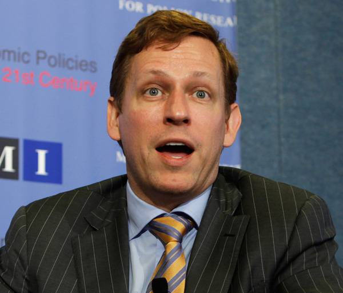 Invest like a legend: Peter Thiel - The Globe and Mail