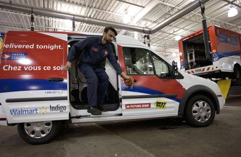 Canada Post tests same-day delivery for online buyers